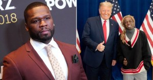 Donald Trump's Administration Tried Offering $1 Million To 50 Cent