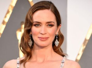 Emily Blunt Worried About A Stalker While She Was Filming Her New Movie