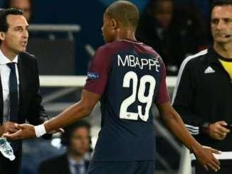 Injured Mbappe To Miss PSG Leipzig Clash
