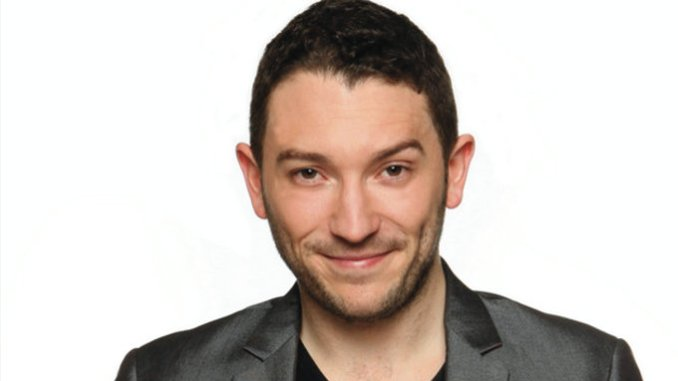 Jon Richardson Joines The Chortle Comedy Book Festival
