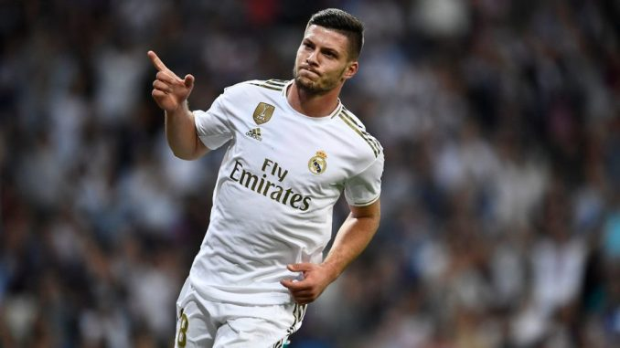 Jovic Is Allegedly Thinking About Leaving Real Madrid