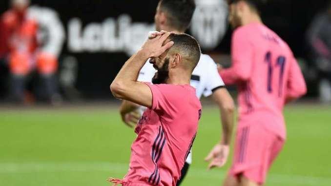 Karim Benzema May Be Injured