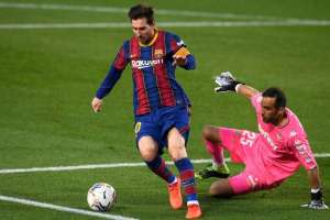 Lionel Messi Comes Off The Bench Astonishingly