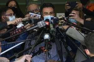 Maradona's Doctor Clarified His Arrest Ten Years Ago