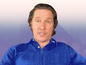 Matthew Mcconaughey To Try Stand-Up Comedy
