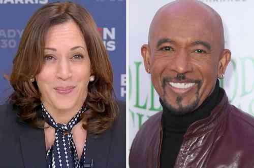 Montel Williams Addresses His Previous Romance With Kamala Harris