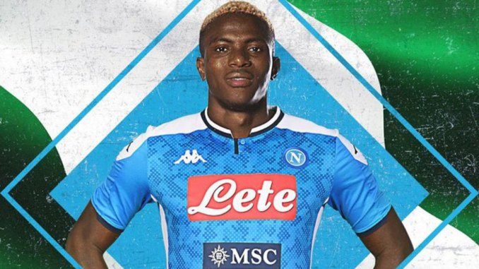 Osimhen Might Miss The Match Against Milan