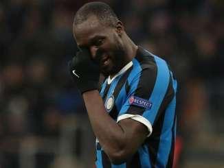 Romelu Lukaku Not Traveling With Inter Milan To Face Real Madrid