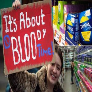 Scotland The First Country In The World To Provide Free Access To Period Products