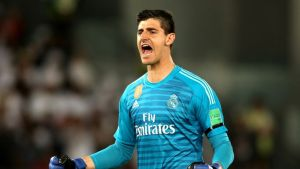 Thibaut Courtois Said He Never Had An Agreement To Sign For Barcelona