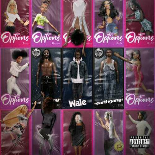 EARTHGANG & Wale – Options (download)