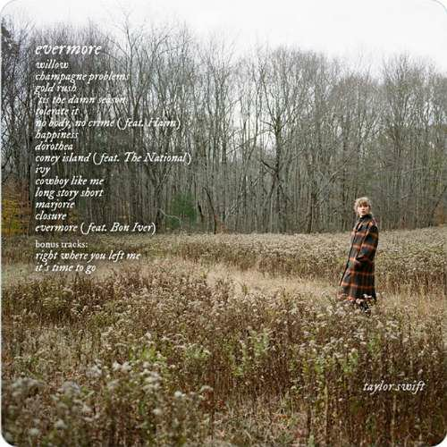 Taylor Swift - Evermore Album (download)