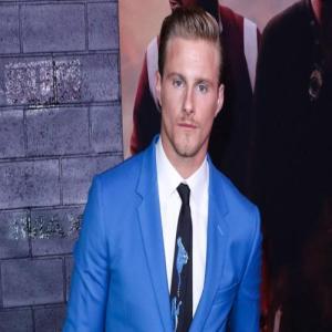 'Vikings' Actor Alexander Ludwig Married