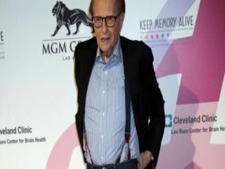 Darryl Hannah, George Takei And Corey Feldman Sent Messages Of Support To Larry King