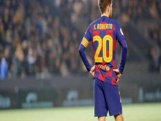 Barcelona Affirmed Sergi Roberto Injury
