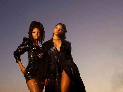 Chloe x Halle Ungodly Hour (video)