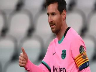 Messi Named Player Of The Past Decade By IFFHS