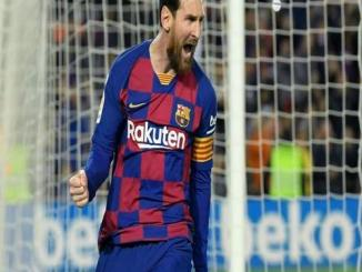 Messi Yet To Negotiate With Barcelona