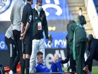 Harvey Barnes Out Due To Knee Injury