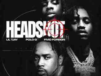 Lil Tjay - Headshot F. Polo G & Fivio Foreign (download)