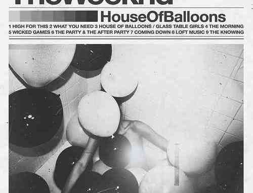 The Weeknd - House Of Ballons Album (download)