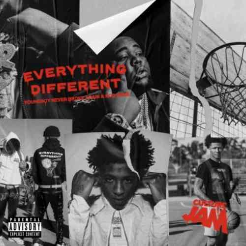 Culture Jam, YoungBoy Never Broke Again & Rod Wave – Everything Different (download)