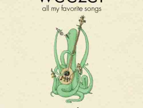 Weezer – All My Favorite Songs f. AJR (download)