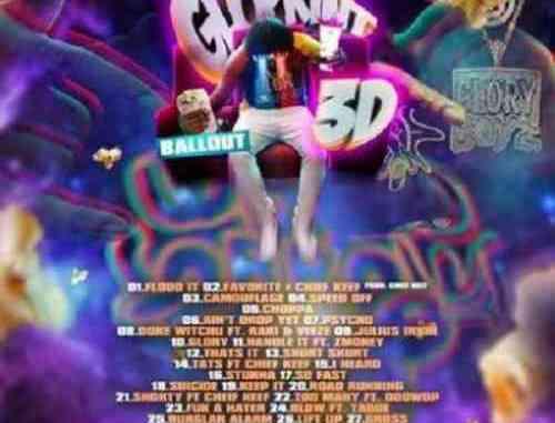 Ballout – GLOPRINT 3D album (download)
