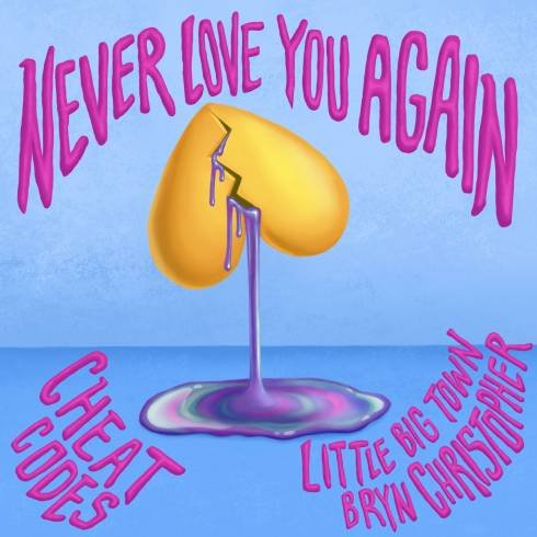 Cheat Codes, Bryn Christopher & Little Big Town – Never Love You Again (download)