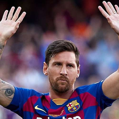Messi Leaves FC Barcelona after failed contract talks