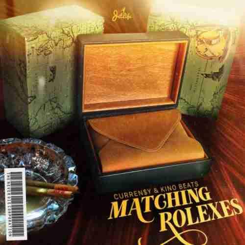 Curren$y x Kino Beats – Matching Rolexes album (download)