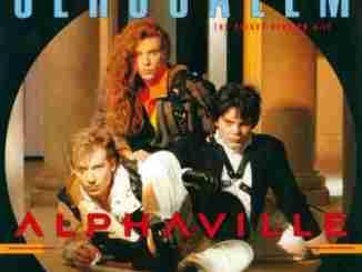 Alphaville – Jerusalem (EP) (download)