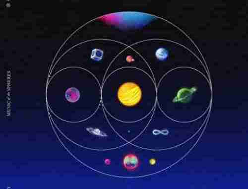 Coldplay – Music Of The Spheres album (download)