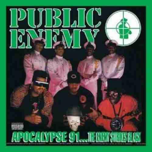 Public Enemy – Apocalypse 91… The Enemy Strikes Black Deluxe album (download)