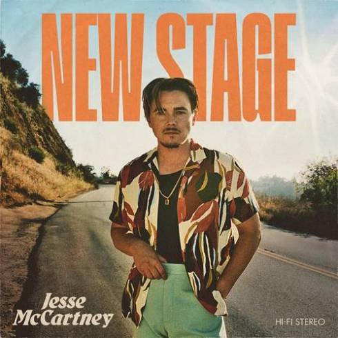 Jesse McCartney – New Stage album (download)