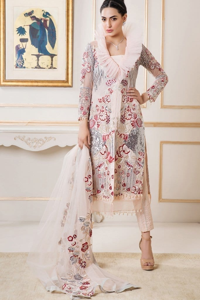 Asifa n Nabeel-Spring Festive 2020-5C ALL IN BLOOM