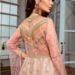 Maryum N Maria Chiffon Collection-Pink Carat (SF-02)