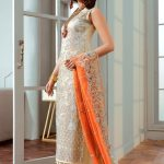 Maryum N Maria Chiffon Collection-White Breeze(SF-04)