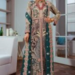 Maryum N Maria Chiffon Collection-Perles Tales (sf-09)