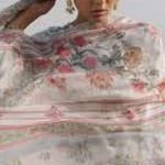 Zara Shahjahan Embroidered Luxury Lawn-KOHINOOR