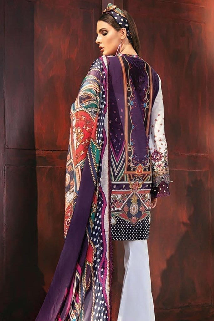 Baroque premium lawn eid collection 2020 bq20e 09 cloud wave 2