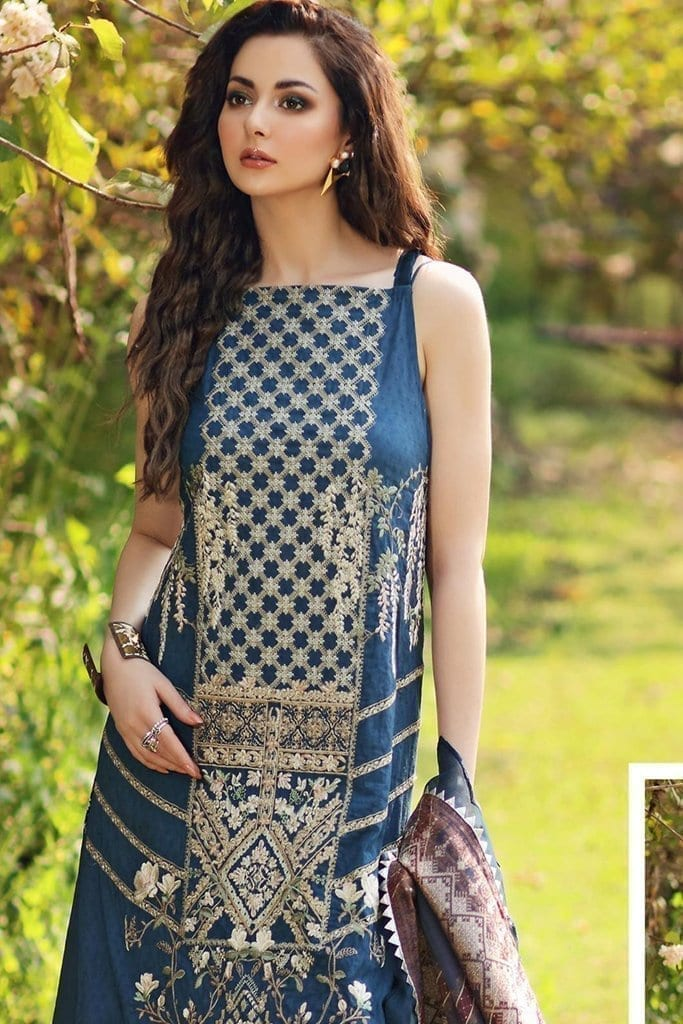 Shiza hassan luxury lawn 2020 collection sh20l 1 a bliss 1
