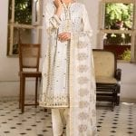 Gul Ahmed |Luxury Collection | Festive Embroidered |EA#98