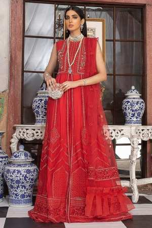 MUSHQ | Monsoon Affair Luxury collection*20 | SCARLET SYMPHONY