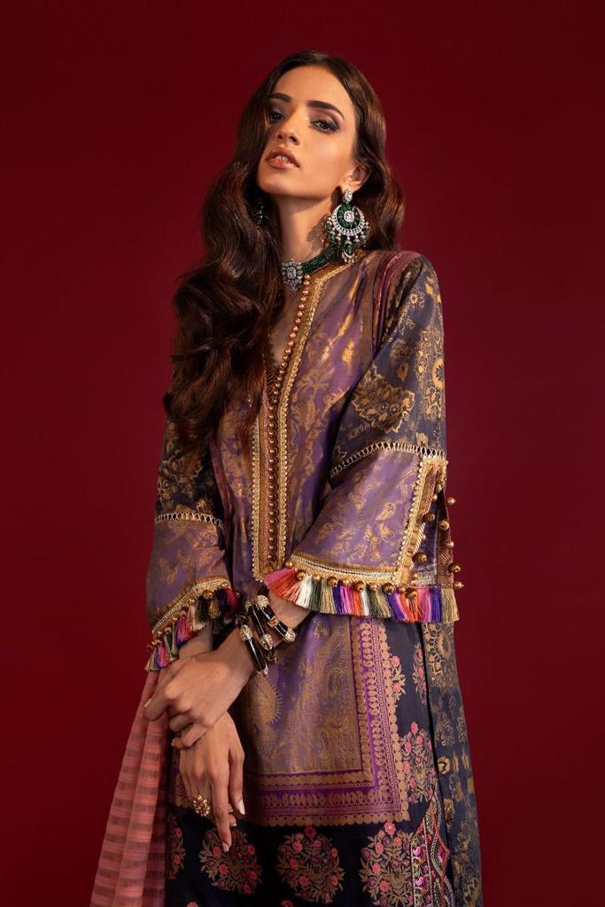 Sana Safinaz | KURNOOL'20 | Stitched | 4A