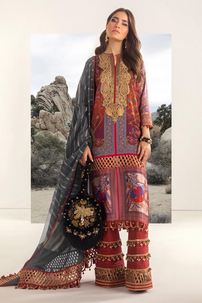 Sana Safinaz   KURNOOL'20   Stitched   5A