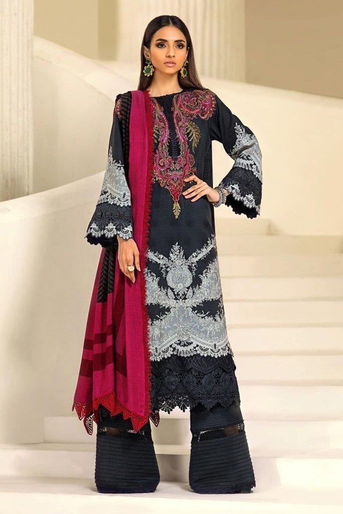 SANA SAFINAZ | Muzlin Winter'20 | M203-004A-CO