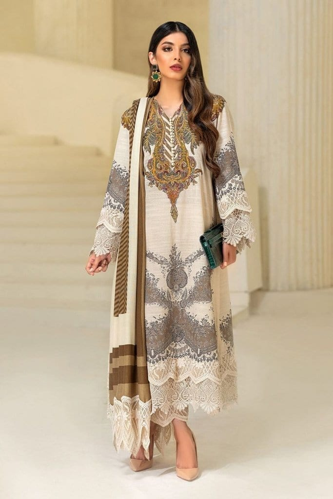 SANA SAFINAZ | Muzlin Winter'20 | M203-004B-CO
