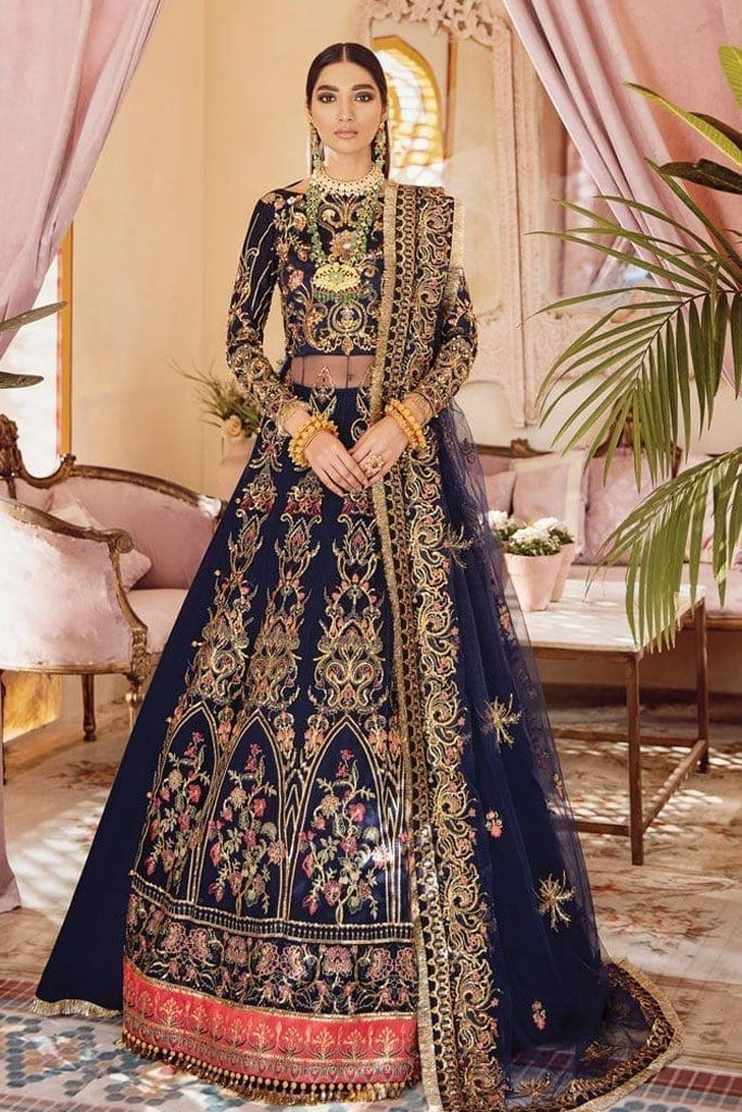 GULAAL | Wedding Festive Collection | Sahiba WD-05