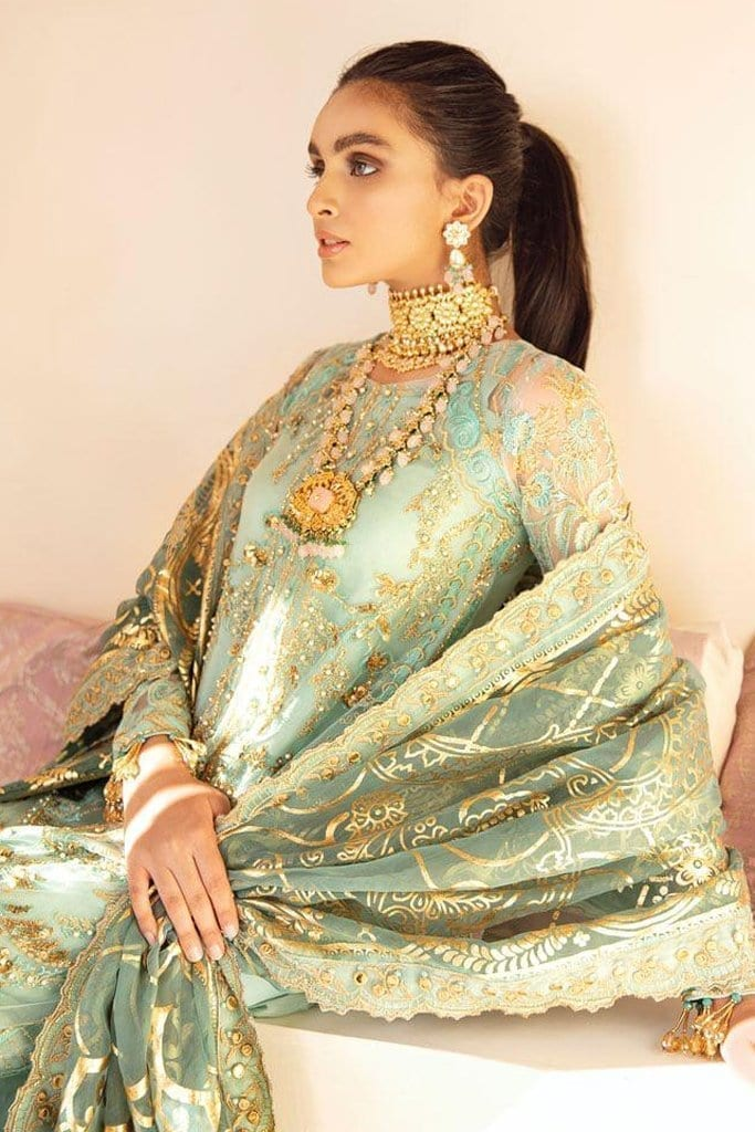 GULAAL | Wedding Festive Collection | Qudsia WD-08